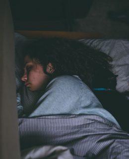 Søvn for kvinde